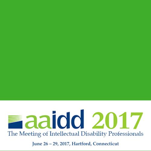 AAIDD 2017