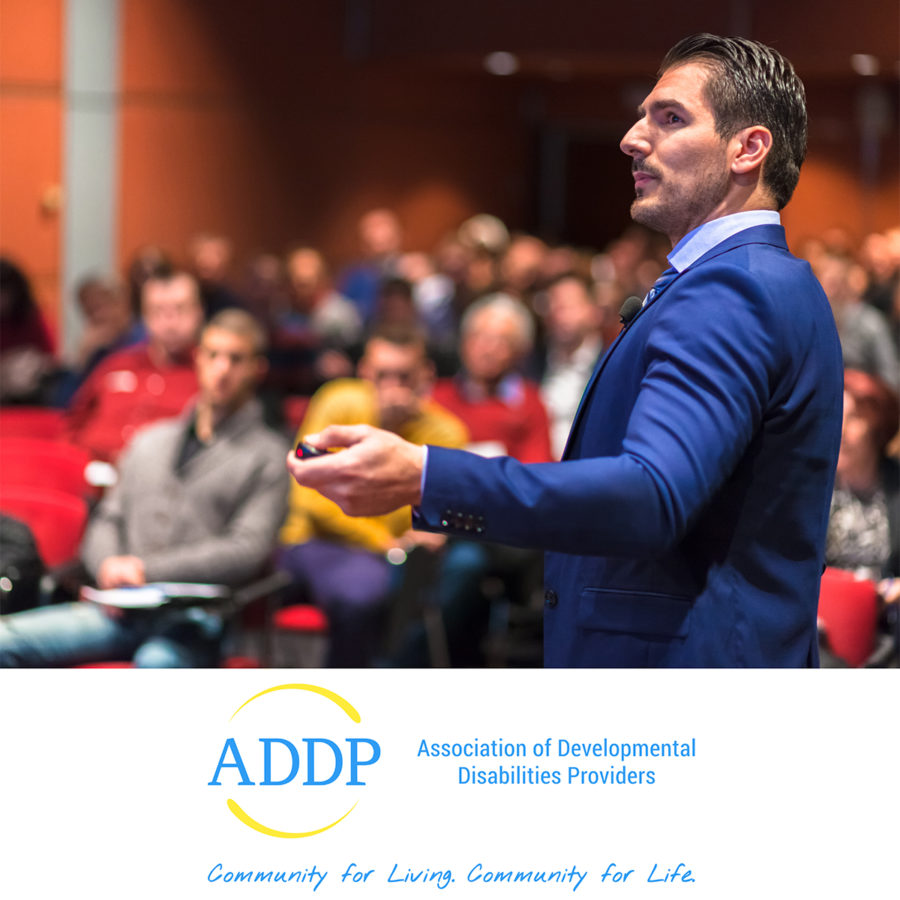 ADDP Member Meeting Calendar Entry