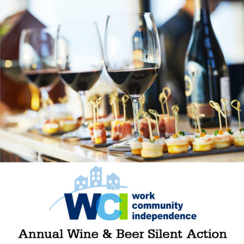 WCI Beer & Wine Tasting and Auction