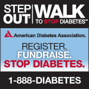 Step Out - Walk to Stop Diabetes