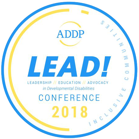 ADDP LEAD! Conference & Expo 2018 logo